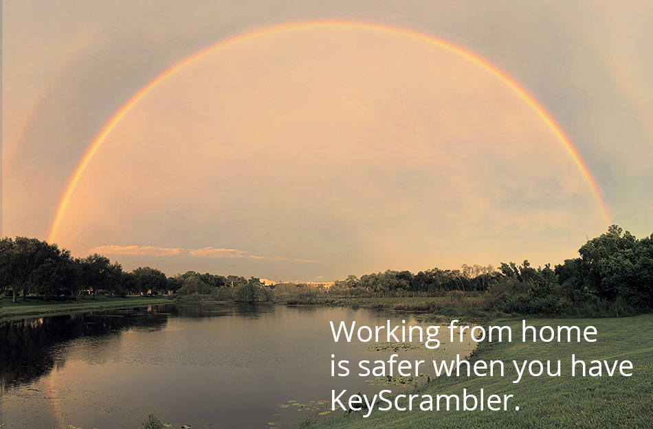 We wish you a safe and healthy August with KeyScrambler.